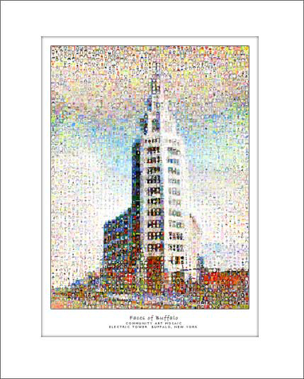 2009 Electric Tower Mosaic