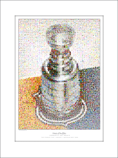 2007 Stanley Cup Mosaic